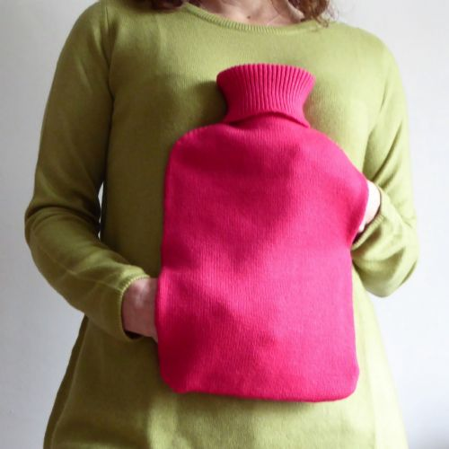 Merino Hug A Hottie Hot Water Bottle